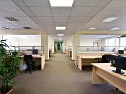 commercial office carpet cleaning in South Tyneside
